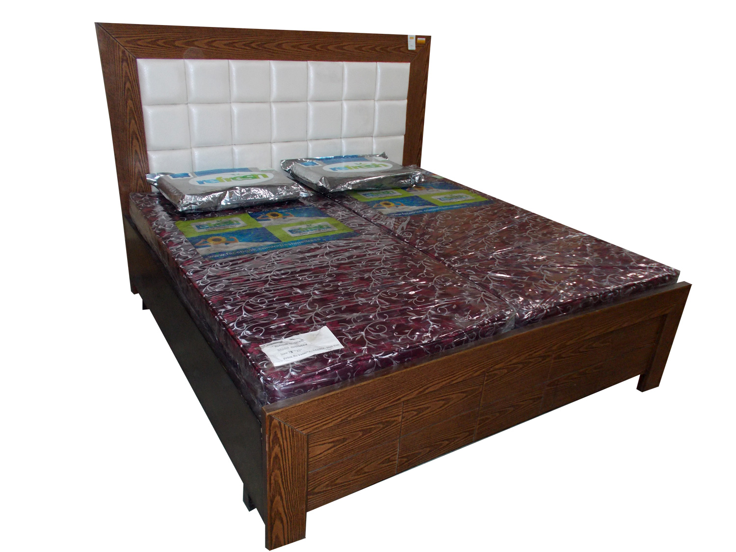 Sialkot furniture house for Double bed diwan